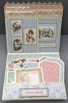 one of my favourite projects! so pretty! // sweet sentiments inside 1