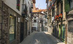 Casco viejo, Lekeitio – España