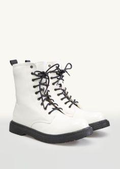 All white doc martens | kicks | Pinterest | Doc martens, White doc ...
