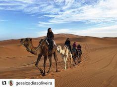 Use #letsflyawaybr e apareça no nosso feed! Obrigada  @gessicadiasoliveira por compartilhar essa imagem! Que linda imagem direito do Deserto do Sahara em Marrocos. -------- Use #letsflyawaybr and show up in our feed! Thank you  @gessicadiasoliveira for sharing this image! What a beautiful image right of the Sahara Desert in Morocco. --------- #repost #marrocos #morocco #sahara #viagem #trip #travel #viaje #instatravel  #travelgram #igtravel #beautifulplace #traveladdict #traveltheworld…