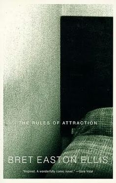 The Rules of Attraction - Bret Easton Ellis. Great author. Want to read this again! The movie isn't half bad either.