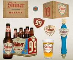 mcgarrahjessee - Shiner packaging.