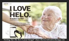 H∙E∙L∙O is the World's most Advanced Wearable Technology! * Remote health tracking in real time 24/7 * Automatic companion GPS panic button  * Active sensors minerals and stones to enhance life quality * Perfect for our seniors, family members, athletes, health care professionals, medical practitioners, etc. Main features: * Blood Pressure * Hart Beat * Breath Rate *  ECG * Calorie burning * Step and Fitness management * Mood Analysis * Fatigue Analysis * Reporting: Daily, weekly and…
