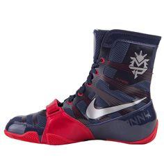 Box boty Nike HyperKO MP - modrá 8af9d2e3b1