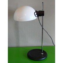 Lampe à Poser I Guzzini Blanche #lampe #luminaire #poser #IGuzzini #blanche