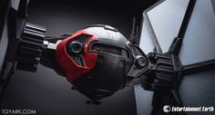 Star Wars Black Series First Order Special Forces Tie Fighter In-Hand Gallery - The Toyark - News