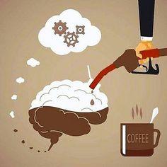 """""""@Regrann from @neurogram40 -  Métele Cerebro al Marketing ............. ☕️ Una vez más surgen nuevos y llamativos estudios que realzan las bondades de esta bebida: el café. Un último estudio norteamericano publicado por la revista Neurology afirma que el café presenta múltiples beneficios para el cerebro humano gracias a que mejora el flujo sanguíneo. En el estudio comentado se citan diversos beneficios del café como que es un excelente estimulante de la memoria y ayuda a prevenir…"""