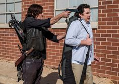 """The Walking Dead """"Worth"""" (Season 8 Episode The Walking Dead Finale, Walking Dead Season 8, Walking Dead Quotes, Walking Dead Tv Series, Fear The Walking Dead, Zombie News, Dead Pictures, Daryl Dixon, Norman Reedus"""