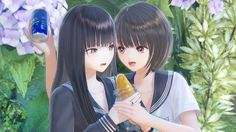 PS4/PS Vita Exclusive Blue Reflection Looks Adorable in New Launch Trailer