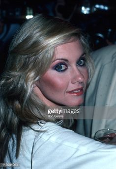 Olivia Newton John during 'Xanadu' Wrap Party - February 9, 1980 at...