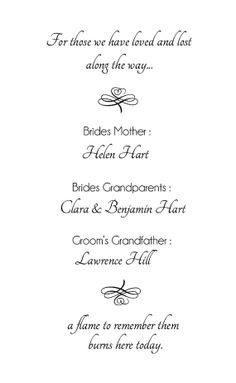 A Flame To Remember Wedding Memorial Candle Decal Sticker Personalized On Etsy 4 99