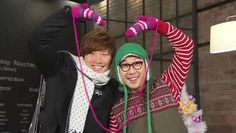My favorite Running Man couple: Kim Jong-kook and HaHa (Ha Dong Hoon)