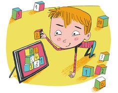 Des #applications pour les enfants qu'on a envie de toutes essayer !