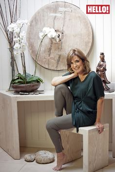 Linda Gray speaks exclusively to HELLO! about her ex-husband and how Dallas changed her life - Photo 1