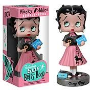 Betty Boop Poodle Skirt Wacky Wobbler by Funko Betty Boop, Funko Pop, Beetlejuice, Animated Cartoon Characters, Disney Characters, Star Wars Disney, Wacky Wobbler, Bobble Head, Poodle
