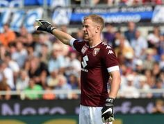 Reports in Britain suggest it would cost Torino 12m to sign Joe Hart permanently from Manchester City. The English goalkeeper  Source