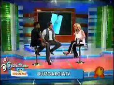 La Guillotica a @DANIELSARCOSC y a @faustomata5 en @sehablaespanol7 con @luzgarciatv #Video - Cachicha.com