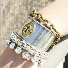 #jklookoftheday love layering these bracelets!! Arm candy! http://TiffanyDirks.jewelkade.com