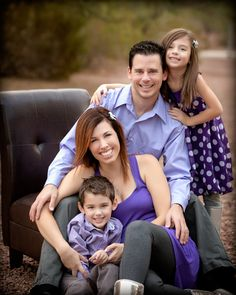 Portrait photographer in Phoenix, AZ specializing in family, children, and wedding photography.