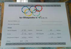 Grècia: els jocs olímpics!