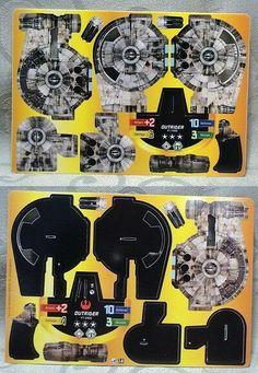 df18c81bfcff3 Universe 158725  Star Wars Wizkids Pocketmodel Dash Rendar S Outrider Yt  2400 Vehicle - 14 -  BUY IT NOW ONLY   13.59 on  eBay  universe  wizkids ...
