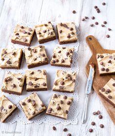 Cookie dough -mokkapalat   Reseptit   Kinuskikissa