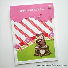 Sou Creations : Mom + me (Happy Mother's Day)