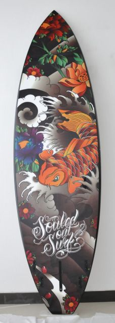Nice...if it came as a longboard even better!