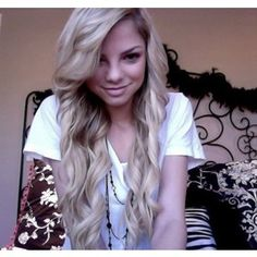 I wish my hair looked like this