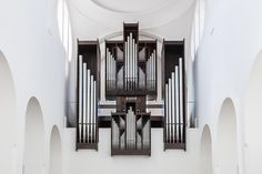 Holy pipes: the surprising beauty of Bavaria's church organs