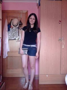 zaracabanyes Outfit   Verano 2012. Combinar Plano Gris Plata Marypaz, Cómo vestirse y combinar según zaracabanyes el 7-7-2012