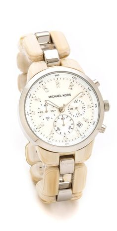 Michael Kors Showstopper Chronograph Watch | SHOPBOP