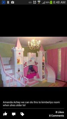 821 best kids bedroom images bedrooms beds castle bed rh pinterest com