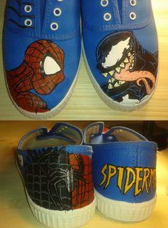 Spiderman Vs Veneno