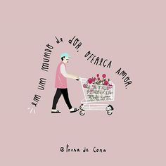 Sempre que der, oferte o que você tem de melhor. ~ @prosadecora