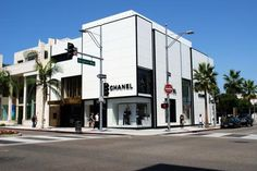Chanel, Rodeo Drive, Los Angeles