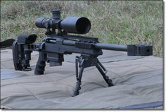 ArmaLite AR-30A1 Sniper Rifle – .338 Lapua - SweetLoading that magazine is a pain! Get your Magazine speedloader today! http://www.amazon.com/shops/raeind