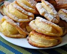 Polish Desserts, No Bake Desserts, Baking Recipes, Cake Recipes, Dessert Recipes, Tasty, Yummy Food, Dessert Drinks, Sweet Cakes