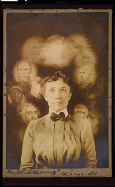 ghost photography