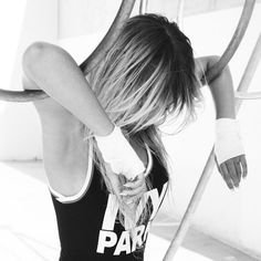 Exclusive: Behind the Scenes of Beyoncé's Ivy Park Shoot - ELLE.com