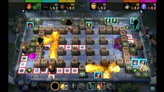 Bomb Buddies free to play f2p mmo game Action