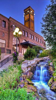 Chicago, Milwaukee & St. Paul Railway Station - Great Falls, Montana