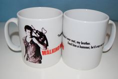 OFFER discount  The Walking Dead Mug  by andeverythingelse11, £7.99