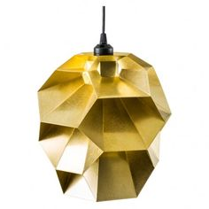 <p>Described by Charles Darwin as 'absolute perfection' in 1859, the structure of the honeycomb becomes the stimulus for designer Marc de Groot's beautiful Beehive pendant, exclusive to The Conran Shop. </p>
