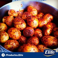 Prepara unas deliciosas papas cambray con chile de árbol. Te compartimos la receta. #TipsDeMamá #Receta