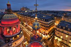 Boulevard Haussmann, Paris by Fred Orod on 500px