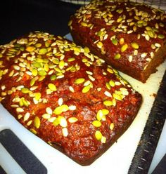 Feijoa and Date Loaf