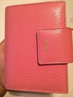 Leather Zip Around Wallet - tiempo by VIDA VIDA cRSMlvg