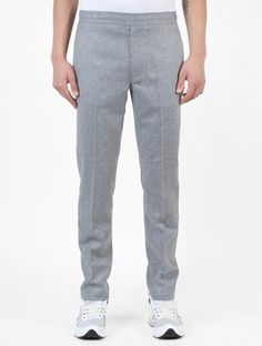 Uniforms for the Dedicated Illusions Garden Trouser Grey Wool – Voo Store Illusions, Trousers, Sweatpants, Sporty, Skinny, Wool, Stockholm, Grey, Berlin