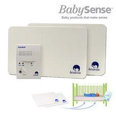 HiSense BabySense V Baby Safe Infant Movement Monitor